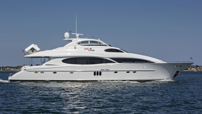 MOTOR YACHT GALE WINDS SOLD BY NORTHROP & JOHNSON