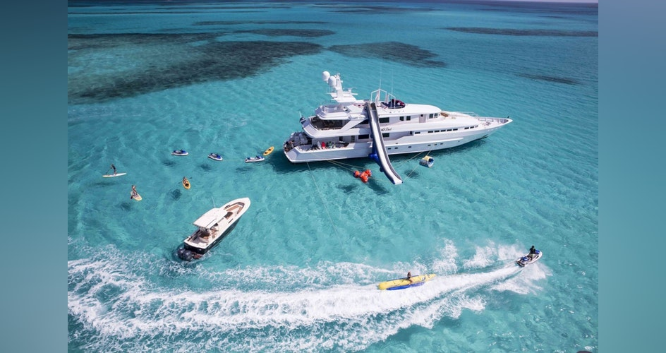 Superyacht At Last Sold By Northrop Amp Johnson Northrop Amp Johnson