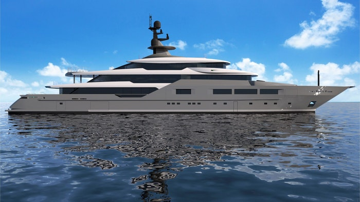 SUPERYACHT SOLO NOW FOR CHARTER WITH NORTHROP & JOHNSON