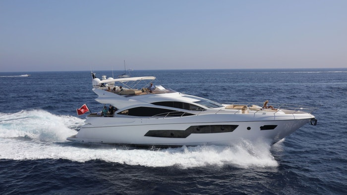 MOTOR YACHT ALLEGRIA SOLD BY NORTHROP & JOHNSON