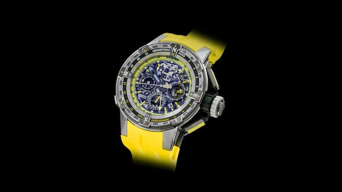 RICHARD MILLE DEBUTS THE LIMITED-EDITION RM 60-01 REGATTA FLYBACK CHRONOGRAPH 2018