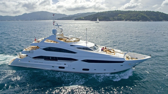 SUPERYACHT TANVAS NOW FOR SALE WITH NORTHROP & JOHNSON