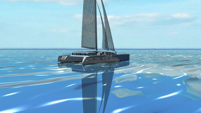 NEW BUILD CATAMARAN SV 103 NOW FOR SALE