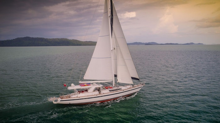SAILING YACHT TARONGA RECEIVES A PRICE REDUCTION