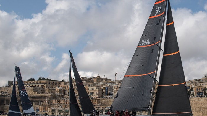 MALTA CELEBRATES THE 50TH ANNIVERSARY OF THE ROLEX MIDDLE SEA RACE