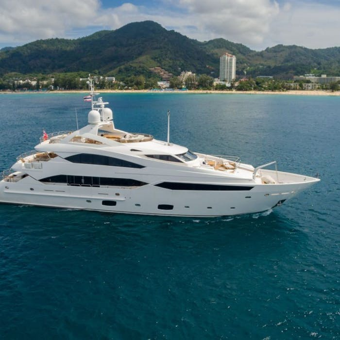 Sunseeker Superyacht TANVAS Receives a $1 Million Price Reduction