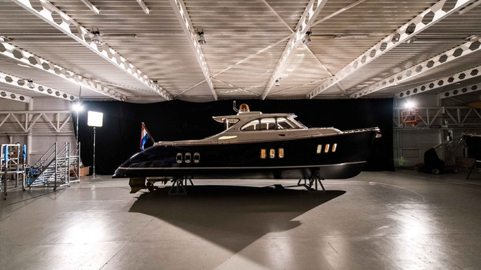 ZEELANDER DEBUTS THEIR FASTEST YACHT EVER AT FLIBS