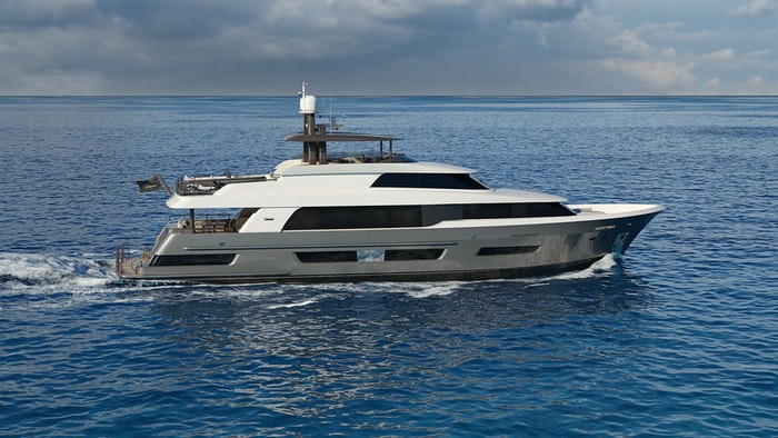CRESCENT 110 NOW FOR SALE WITH NORTHROP & JOHNSON