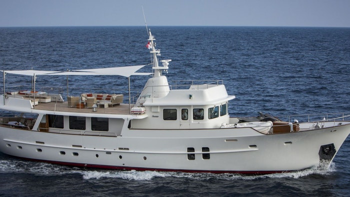 SULTANA NOW FOR CHARTER WITH NORTHROP & JOHNSON