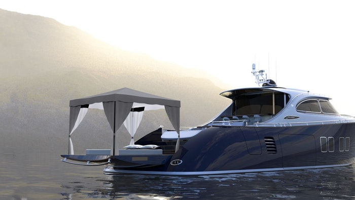 ZEELANDER YACHTS UNVEILS  THEIR LARGEST YACHT TO DATE