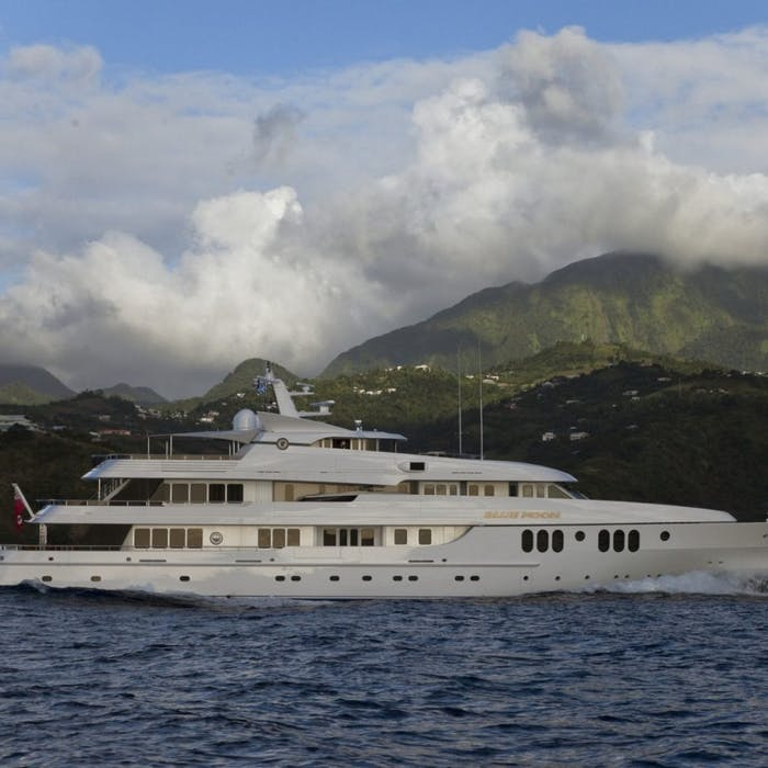 Feadship Superyacht Owner Reflects on 198' (60.35m) M/Y BLUE MOON