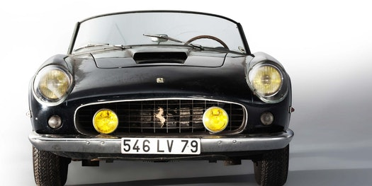 The Best of the Best Classic Cars on the Luxury Market