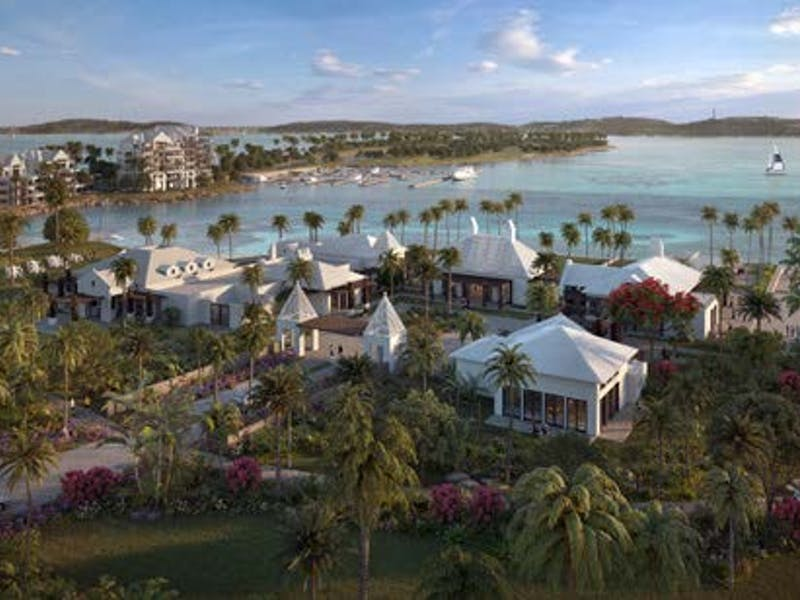 Caroline Bay and Bermuda Real Estate Rich in History