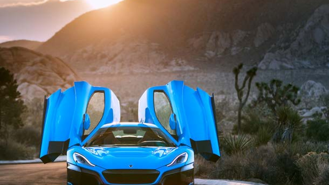 The Most Stylish All-Electric Luxury Vehicles
