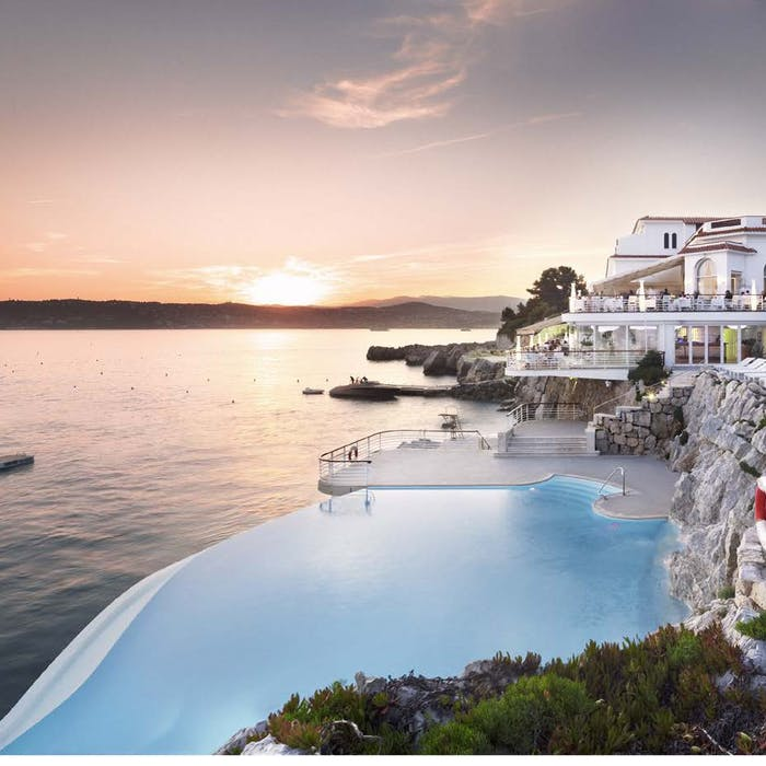 Dock and Dine on the Cote d'Azur at Hotel Du Cap-Eden-Roc