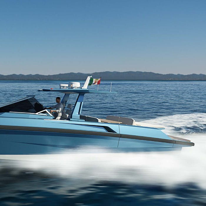 The Inventive World of Favorite Superyacht Toys and Tenders