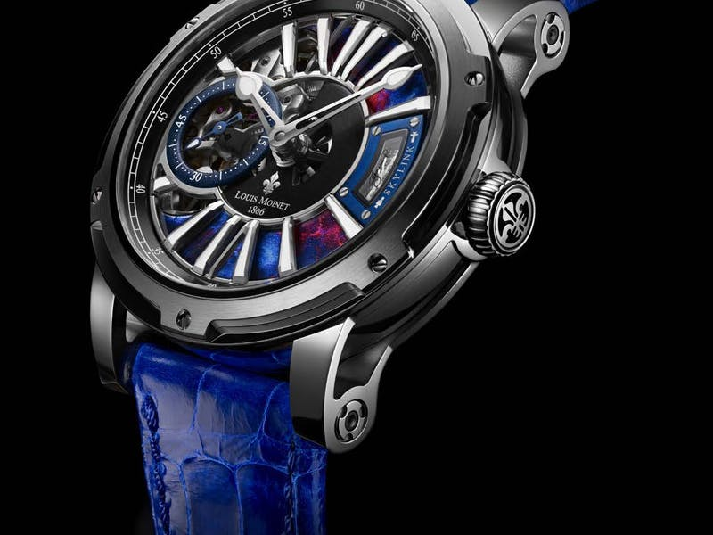 Timeline's Look at Louis Moinet, Richard Mille, Bovet and More of the World's Finest Watchmakers