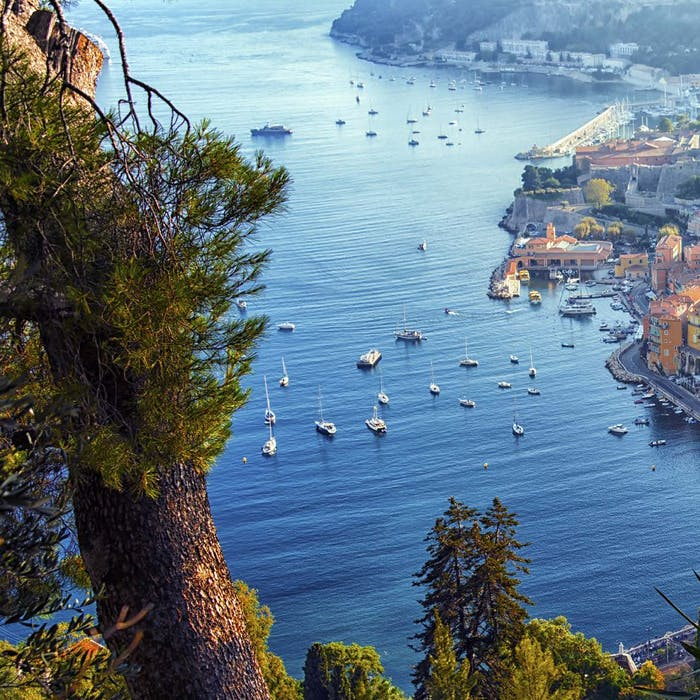 Legendary Travel Spots through Villefranche by Luxury Superyacht