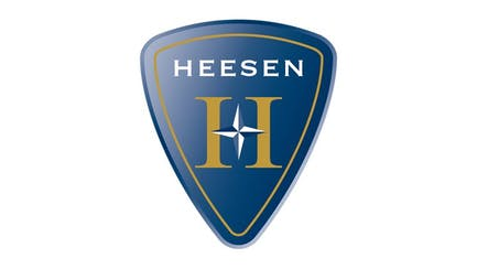 Heesen shipyard and yachts logo