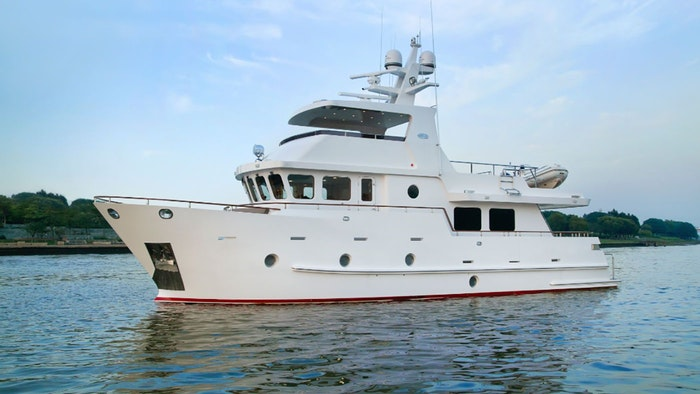 Royal Huisman Secures First Order from Asia Region