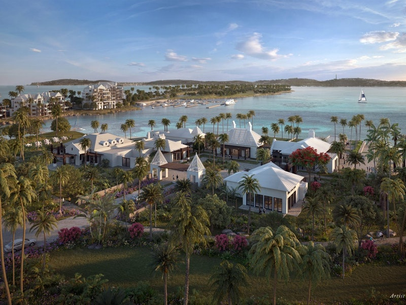 First Ritz-carlton Reserve Residence With A Superyacht Marina