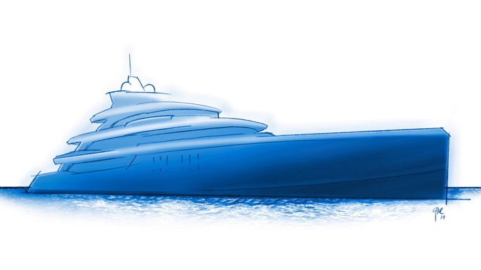 THE 67-METER BENETTI CUSTOM YACHT PROJECT FENESTRA SOLD BY NORTHROP & JOHNSON
