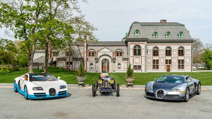 NORTHROP & JOHNSON PARTNERS WITH AUDRAIN'S NEWPORT CONCOURS AND MOTOR WEEK