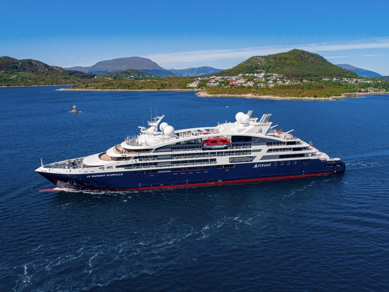 A Voyage With Ponant