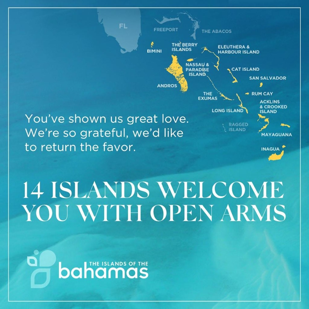 Bahamas Still Open For Business