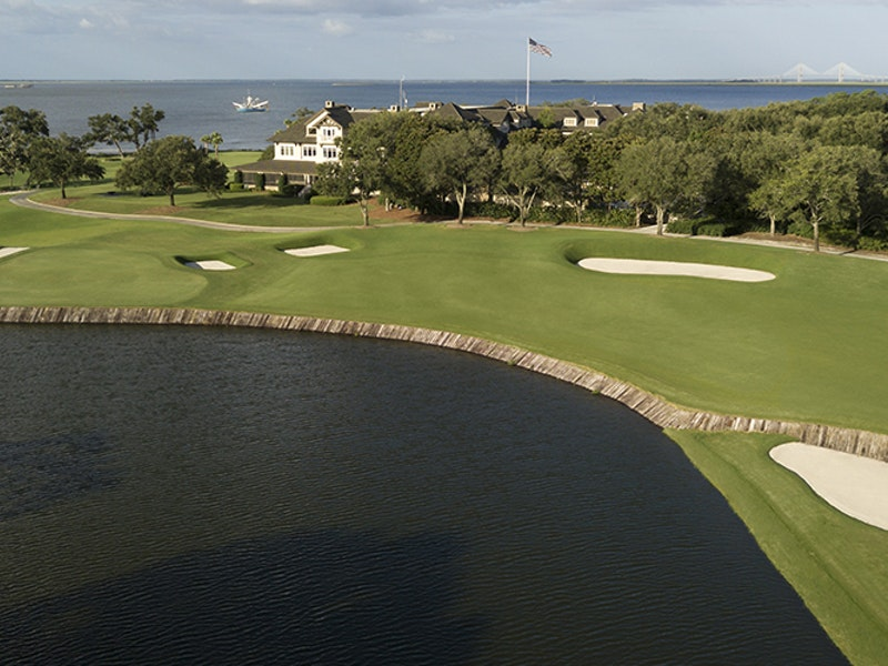 SEA ISLAND REOPENS THE RENOVATED PLANTATION COURSE
