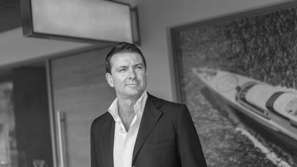 Josh Lee Asia Luxury Superyacht Brokerage Managing Director