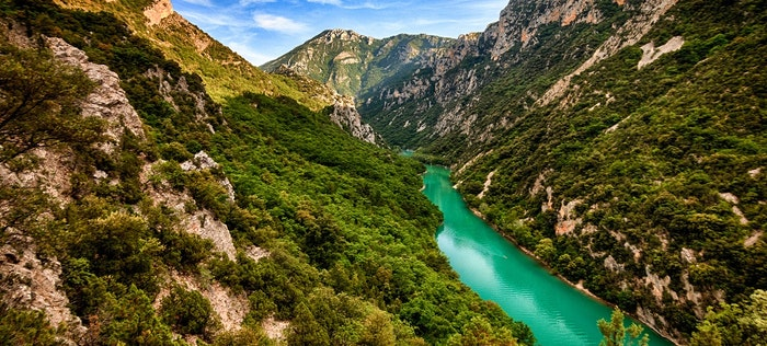 Canyoning Adventure in Gorges du Verdon Experience