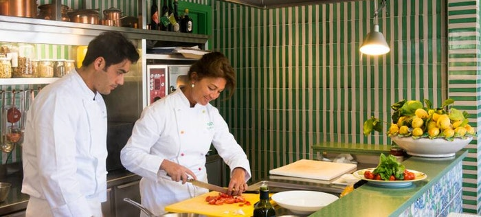 Exclusive Don Alfonso 1890 Cooking Experience