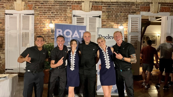 Northrop & Johnson Yachts Take Top Honors at 2019 Antigua Chef Competition
