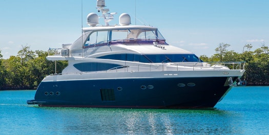 Princess Motor Yacht STEPHANIE Sold
