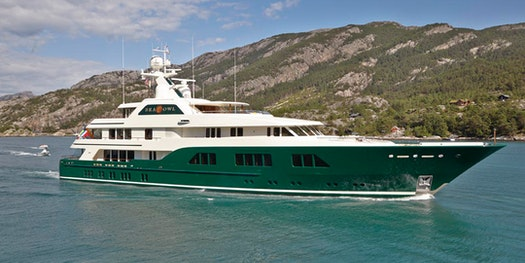 203′ (62m) Feadship SEA OWL Now For Sale
