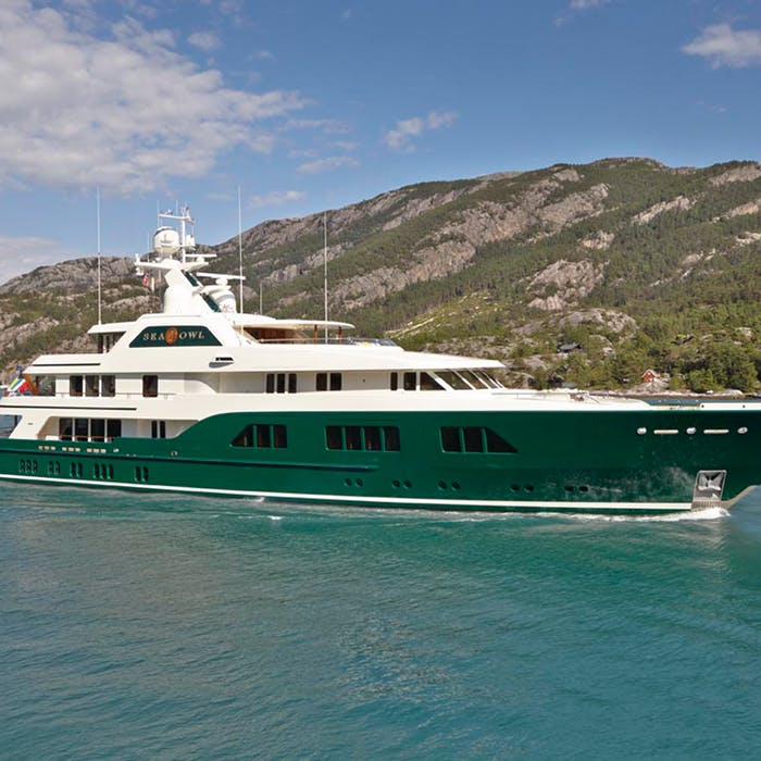 203' (62m) Feadship SEA OWL Now For Sale
