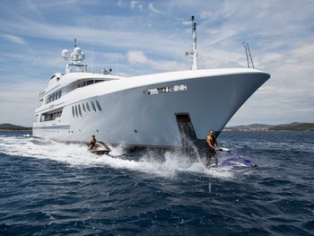 Trinity superyacht builder