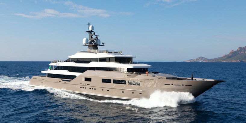236′ (72m) SOLO Receives a €5,000,000 Price Reduction