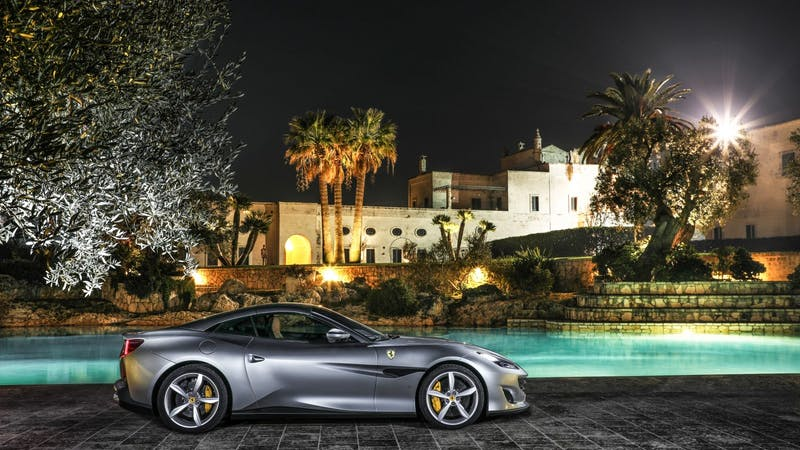Luxury Cars best suited for the world's most scenic drives