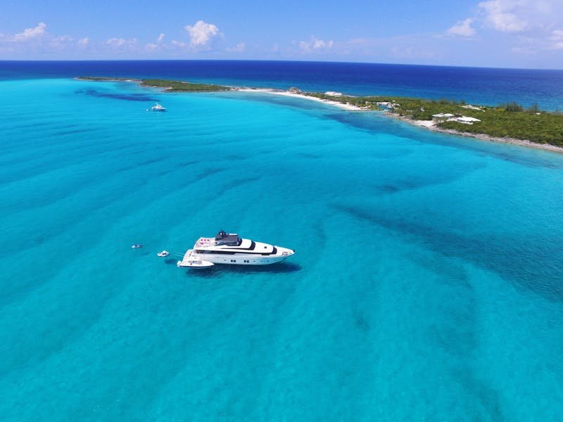 Six Charter Yachts You Didn't Know You Could Afford