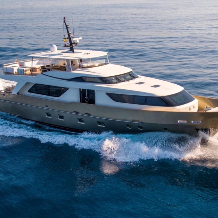 Sanlorenzo Motor Yacht SASPA Receives a Price Reduction