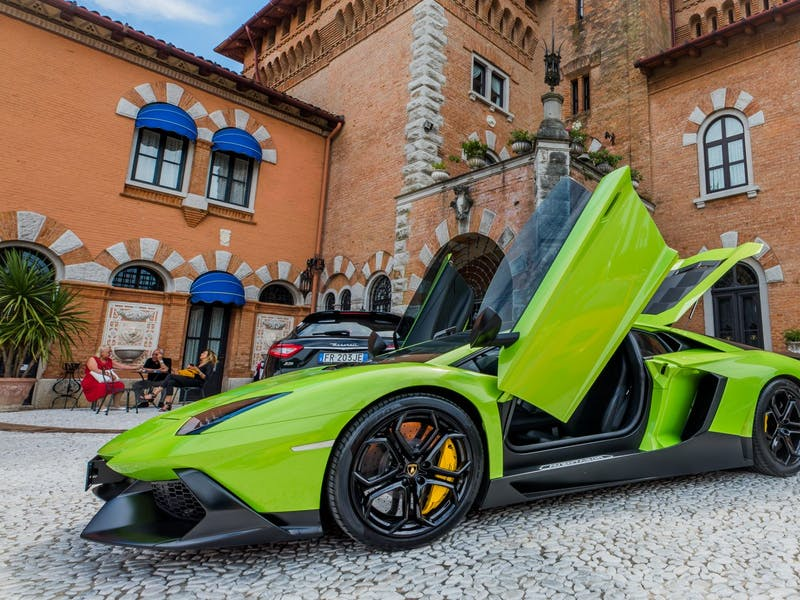 Join Northrop & Johnson and Lamborghini Club Italia for Bull Days Monte-Carlo 2020