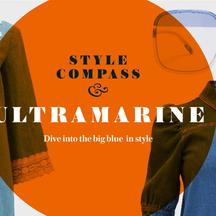 The Best Blue Hues — Summer Style 2020