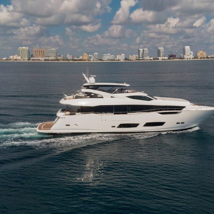 95' (28.96m) New Build Sunseeker PV95 Now for Sale