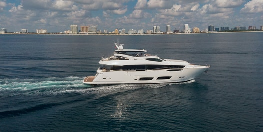 95′ (28.96m) New Build Sunseeker PV95 Now for Sale