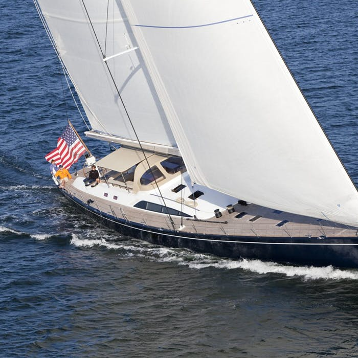 100' (30.4m) Sailing Yacht VIRAGO Receives a Price Reduction