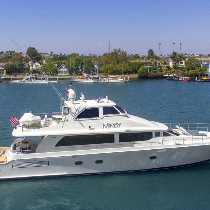 80' (24.38m) Yachtfisher MINDY Now for Sale