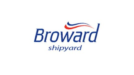 broward yachts shipyard logo