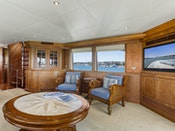 Cheoy Lee Yachtfisher MINDY Interior